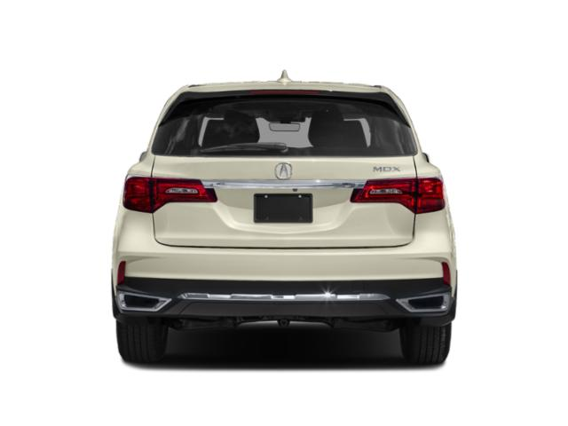 2019 Acura MDX Base Price FWD w/Advance/Entertainment Pkg Pricing rear view