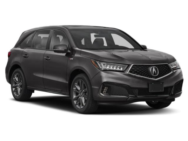 2019 Acura MDX Base Price FWD w/Advance/Entertainment Pkg Pricing side front view