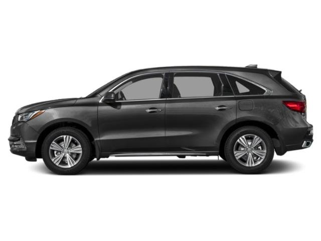 2019 Acura MDX Base Price FWD w/Technology/Entertainment Pkg Pricing side view