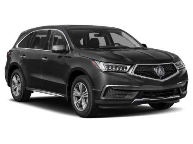 2019 Acura MDX Base Price FWD w/Technology/Entertainment Pkg Pricing side front view