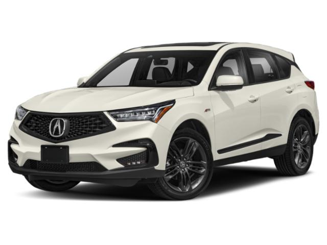 2019 Acura RDX Base Price FWD w/A-Spec Pkg Pricing