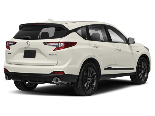 2019 Acura RDX Base Price FWD w/A-Spec Pkg Pricing side rear view