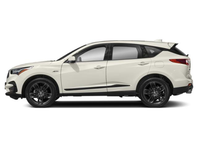 2019 Acura RDX Base Price FWD w/A-Spec Pkg Pricing side view