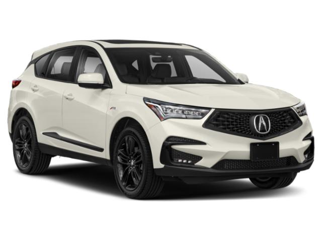 2019 Acura RDX Base Price FWD w/A-Spec Pkg Pricing side front view