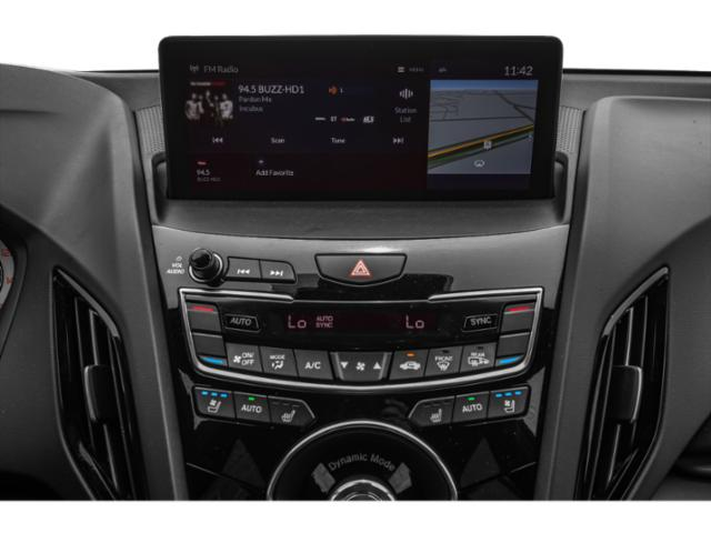 2019 Acura RDX Base Price FWD w/A-Spec Pkg Pricing stereo system