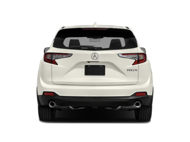 2019 Acura RDX Base Price FWD w/A-Spec Pkg Pricing rear view