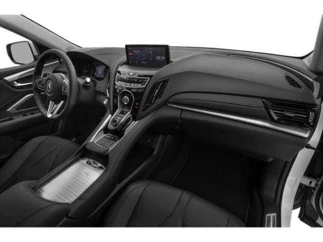 2019 Acura RDX Base Price FWD w/A-Spec Pkg Pricing passenger's dashboard