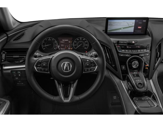 2019 Acura RDX Base Price FWD w/A-Spec Pkg Pricing driver's dashboard