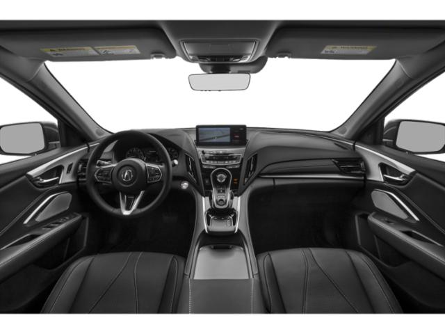 2019 Acura RDX Base Price FWD w/A-Spec Pkg Pricing full dashboard