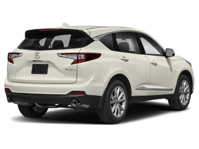 2019 Acura RDX Base Price AWD w/Advance Pkg Pricing side rear view