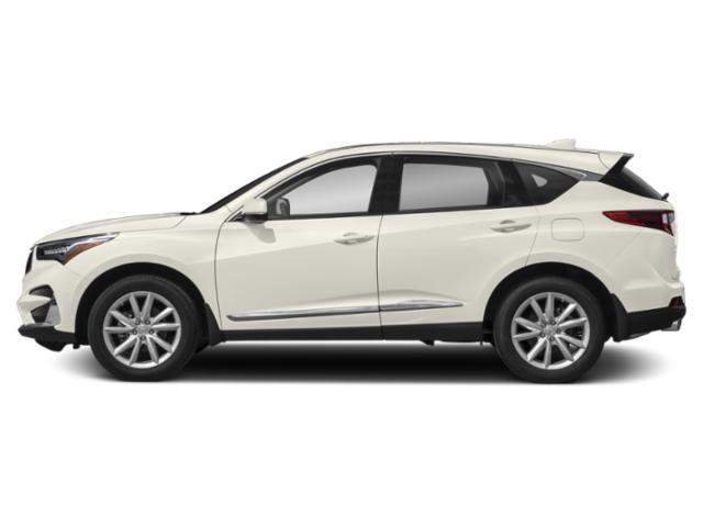 2019 Acura RDX Base Price AWD w/Advance Pkg Pricing side view