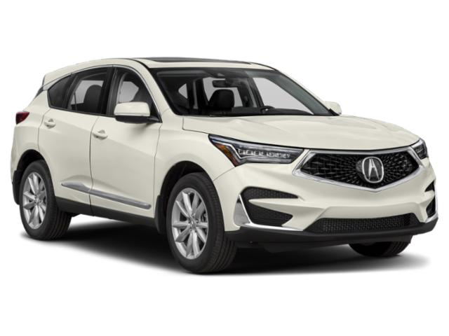 2019 Acura RDX Base Price AWD w/Advance Pkg Pricing side front view