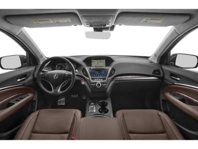 2019 Acura MDX Pictures MDX SH-AWD Sport Hybrid w/Advance Pkg photos full dashboard