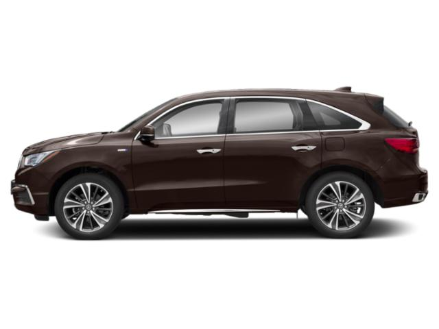 2019 Acura MDX Pictures MDX SH-AWD Sport Hybrid w/Advance Pkg photos side view
