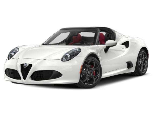 2019 Alfa Romeo 4C Spider Base Price Spider Pricing