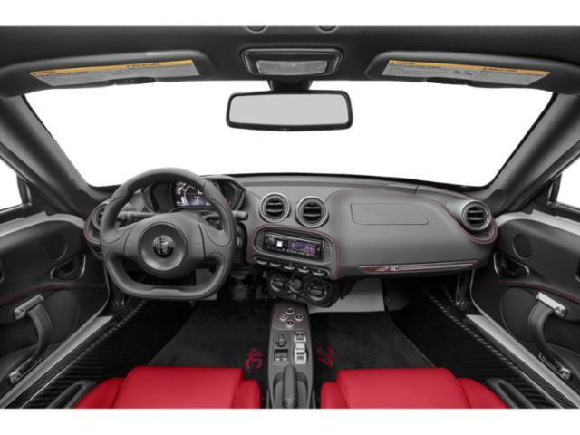 2019 Alfa Romeo 4C Spider Base Price Spider Pricing full dashboard