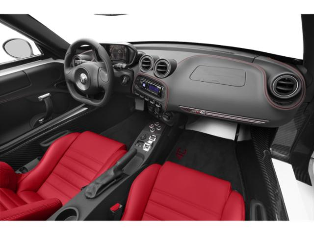 2019 Alfa Romeo 4C Spider Base Price Spider Pricing passenger's dashboard