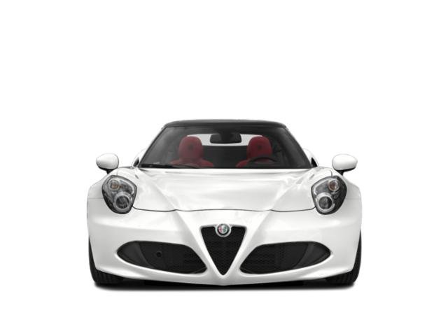 2019 Alfa Romeo 4C Spider Base Price Spider Pricing front view