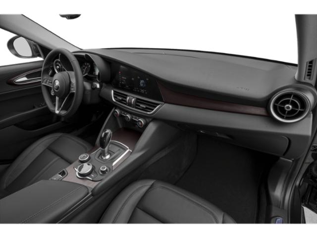 2019 Alfa Romeo Giulia Base Price Ti Lusso RWD Pricing passenger's dashboard