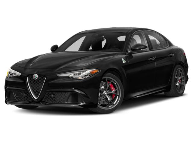 2019 Alfa Romeo Giulia Pictures Giulia Ti AWD photos side front view