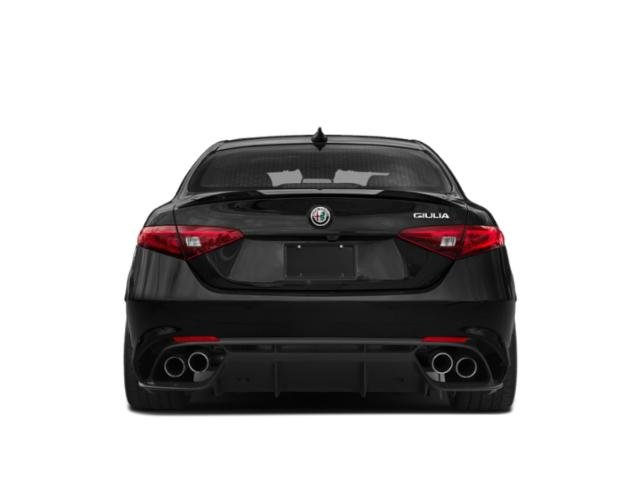 2019 Alfa Romeo Giulia Base Price Ti AWD Pricing rear view