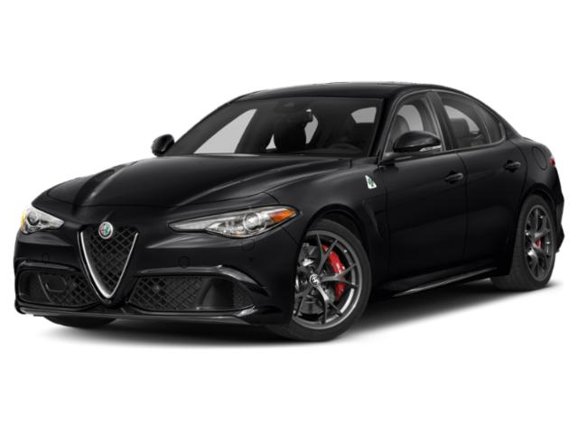 2019 Alfa Romeo Giulia Base Price Ti Lusso RWD Pricing side front view