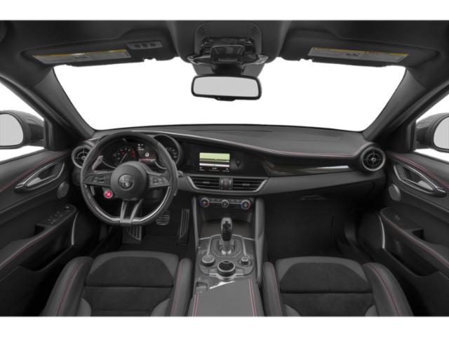 2019 Alfa Romeo Giulia Pictures Giulia Ti AWD photos full dashboard