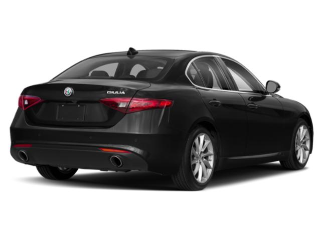 2019 Alfa Romeo Giulia Base Price Ti Lusso RWD Pricing side rear view