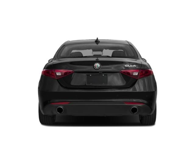 2019 Alfa Romeo Giulia Pictures Giulia Ti Sport AWD photos rear view