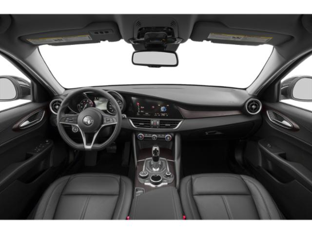 2019 Alfa Romeo Giulia Base Price Ti Lusso RWD Pricing full dashboard