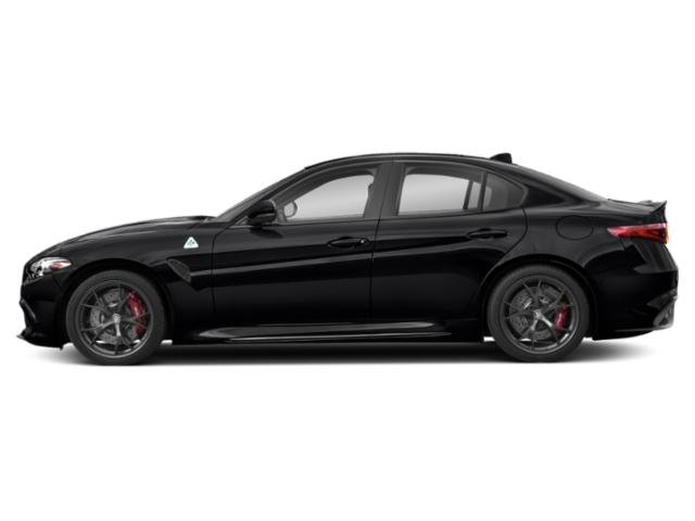 2019 Alfa Romeo Giulia Pictures Giulia RWD photos side view