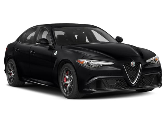 2019 Alfa Romeo Giulia Pictures Giulia RWD photos side front view