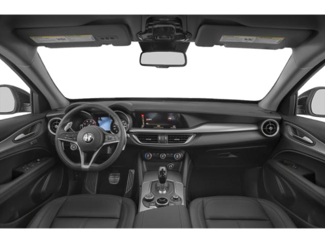 2019 Alfa Romeo Stelvio Base Price Ti Sport AWD Pricing full dashboard