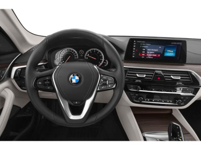 2019 BMW 5 Series Base Price 530i xDrive Sedan Pricing driver's dashboard