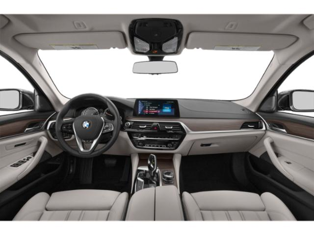 2019 BMW 5 Series Base Price 530i xDrive Sedan Pricing full dashboard