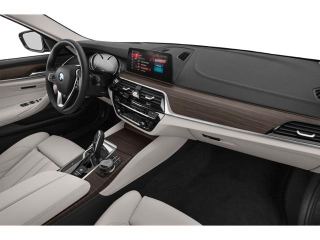 2019 BMW 5 Series Base Price 530i xDrive Sedan Pricing passenger's dashboard