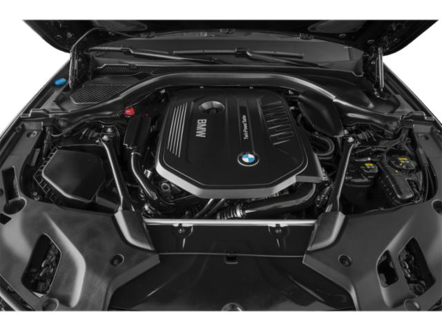 2019 BMW 5 Series Pictures 5 Series 540i xDrive Sedan photos engine