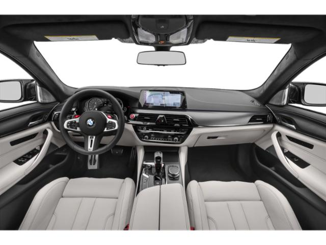 2019 BMW M5 Pictures M5 Sedan photos full dashboard