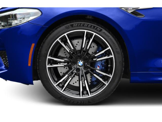 2019 BMW M5 Pictures M5 Sedan photos wheel