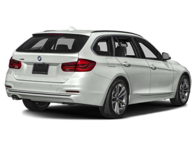 2019 BMW 3 Series Pictures 3 Series 330i xDrive Sports Wagon photos side rear view