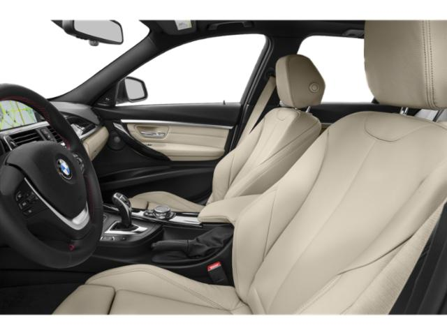 2019 BMW 3 Series Pictures 3 Series 330i xDrive Sports Wagon photos front seat interior
