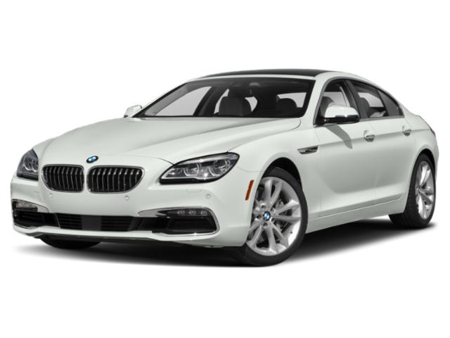 2019 BMW 6 Series Pictures 6 Series 640i Gran Coupe photos side front view
