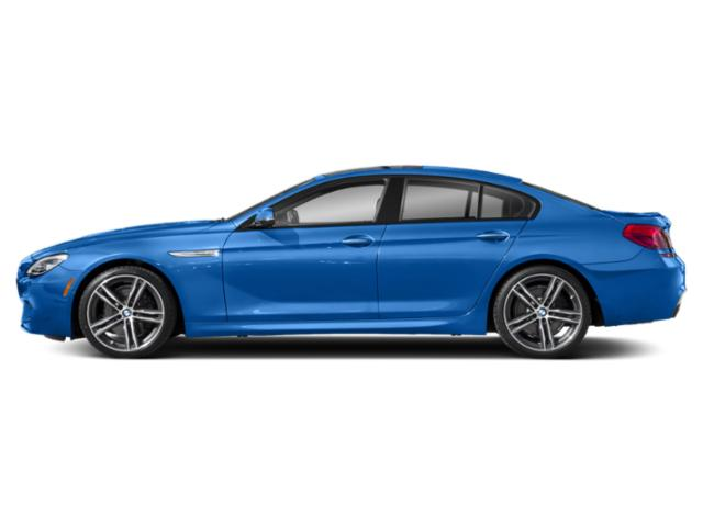 2019 BMW 6 Series Base Price 650i Gran Coupe Pricing side view
