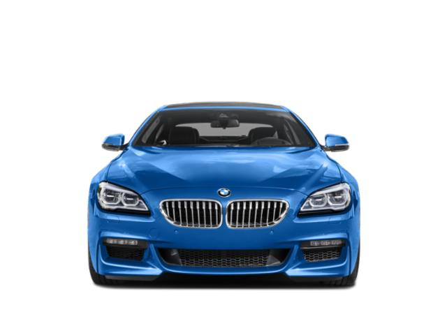 2019 BMW 6 Series Base Price 650i Gran Coupe Pricing front view