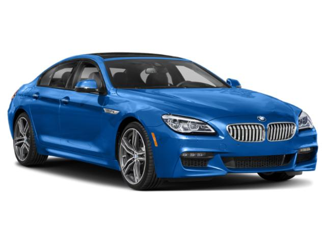 2019 BMW 6 Series Base Price 650i Gran Coupe Pricing side front view