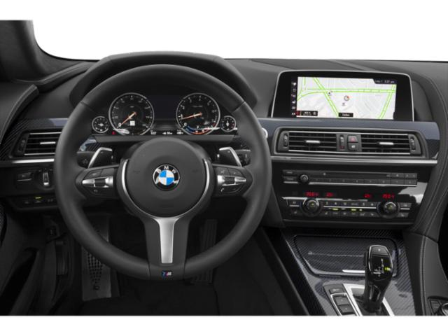 2019 BMW 6 Series Base Price 650i Gran Coupe Pricing driver's dashboard