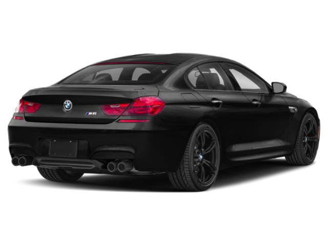 2019 BMW M6 Pictures M6 Gran Coupe photos side rear view