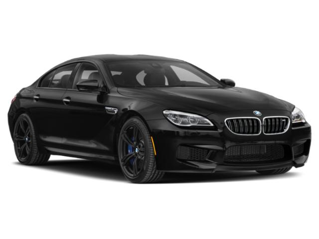 2019 BMW M6 Pictures M6 Gran Coupe photos side front view