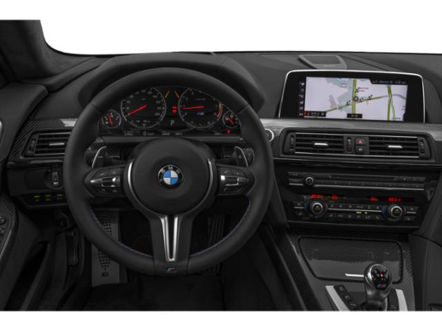 2019 BMW M6 Pictures M6 Gran Coupe photos driver's dashboard