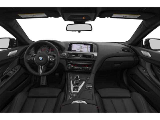 2019 BMW M6 Pictures M6 Gran Coupe photos full dashboard